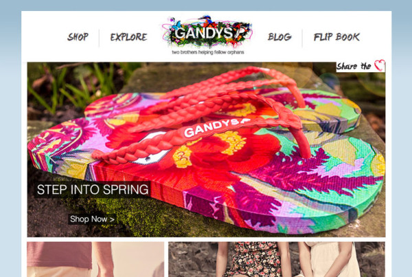 gandys-flip-flops-website