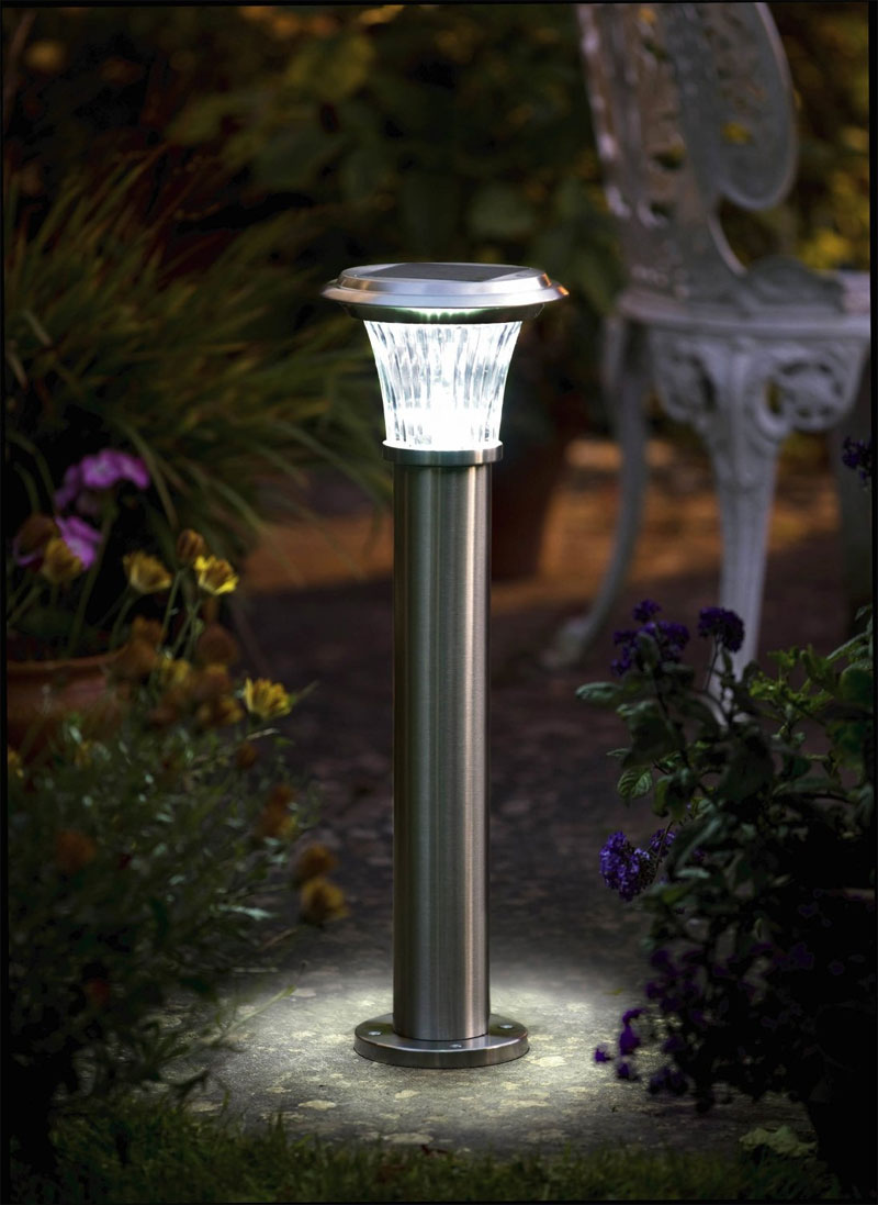 solar bollards bing images. Black Bedroom Furniture Sets. Home Design Ideas
