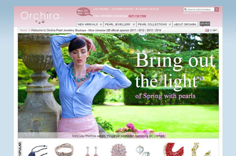 Orchira Pearl Jewellery