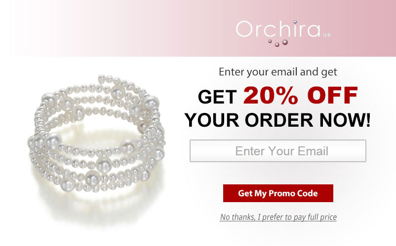 Orchira Pearl Jewellery Offer