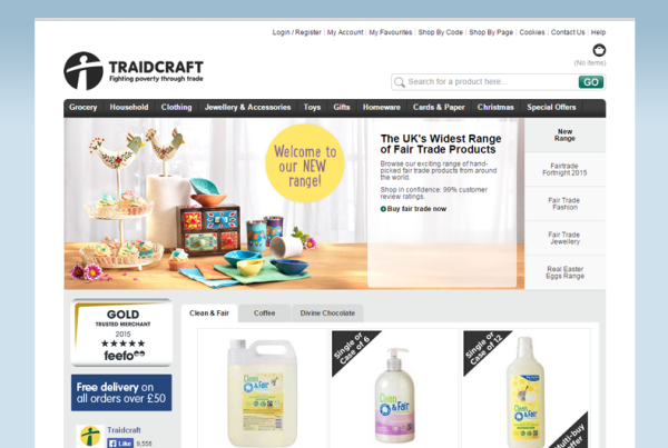 Traidcraft Shop