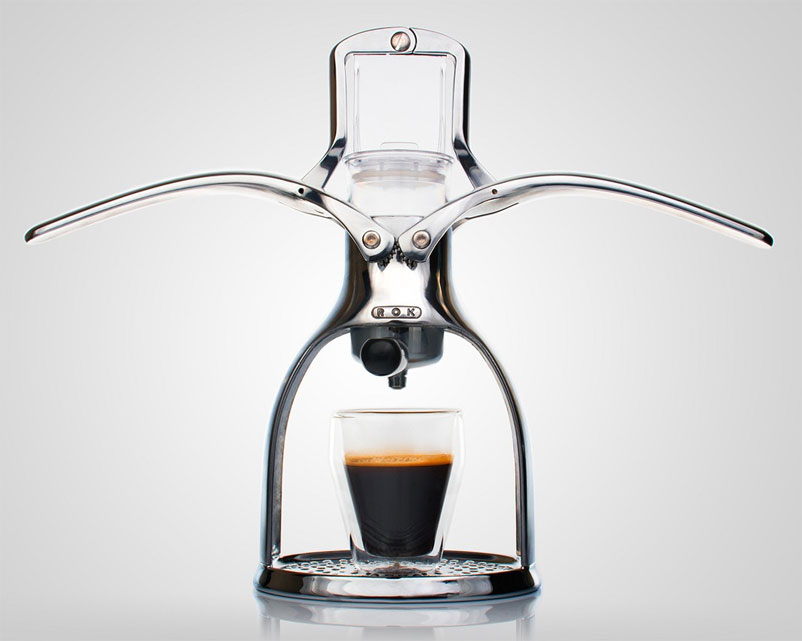 Rok-Espresso Coffee Maker Machine