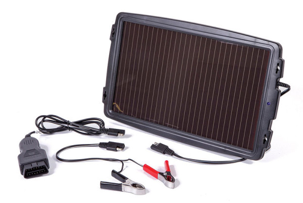 solar car battery charger