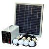 Off Grid Solar Lighting System