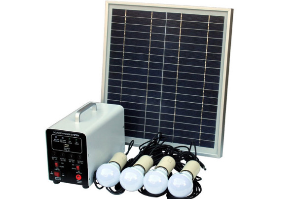 Off Grid Solar Lighting System